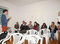 Održana radionica za mlade u Veloj Luci